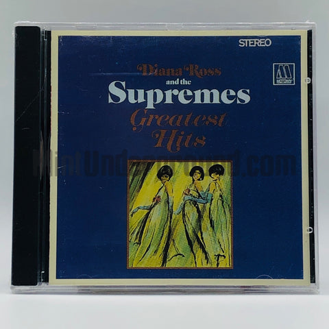 Diana Ross & The Supremes: Greatest Hits Volume 1: CD