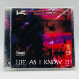 Kingdom: Life As I Know It: CD