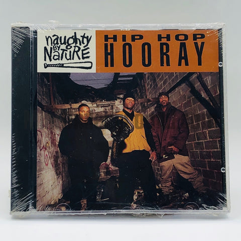 Naughty By Nature: Hip Hop Hooray/The Hood Comes First: CD Single