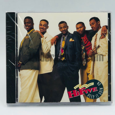 Hi-Five: Keep It Goin' On: CD