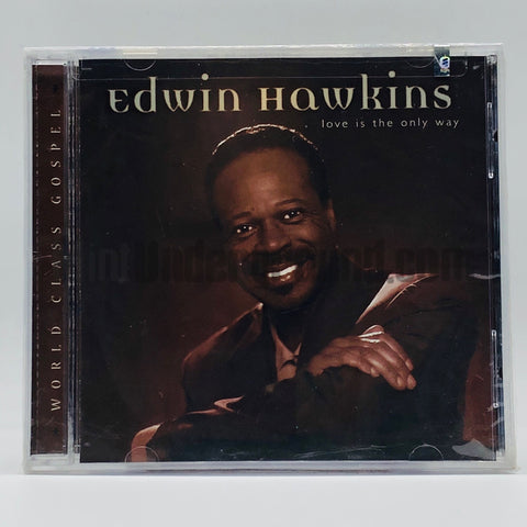Edwin Hawkins: Love Is The Only Way: CD