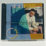 Jr. & Friends: Somethin' Different: CD