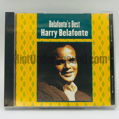 Harry Belafonte: Belafonte's Best: CD