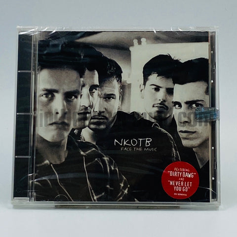 NKTOB/New Kids On The Block: Face The Music: CD