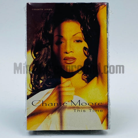 Chanté Moore: This Time: Cassette Single
