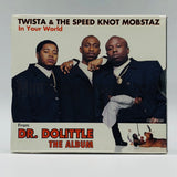 Twista & The Speed Knot Mobstaz: In Your World: CD Single