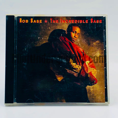 Rob Base: The Incredible Base: CD