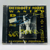 Detroit's Most Wanted: Bow The Fuck Down: CD
