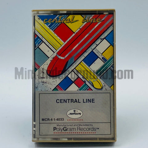 Central Line: Breaking Point: Cassette