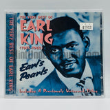 Earl King: Earl's Pearls (The Very Best Of Earl King 1955 - 1960): CD