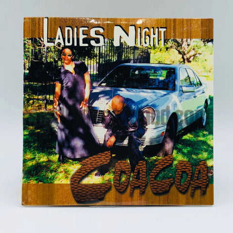 Coacoa: Ladies Night: CD Single