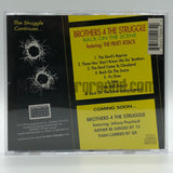 Bothers 4 The Struggle: Back On The Scene: CD