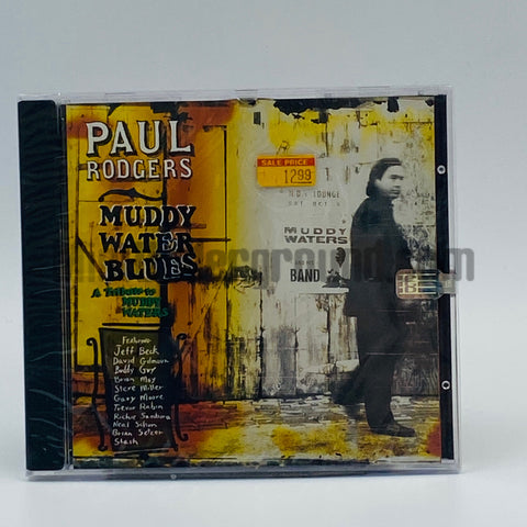 Paul Rodgers: Muddy Water Blues: A Tribute To Muddy Waters: CD