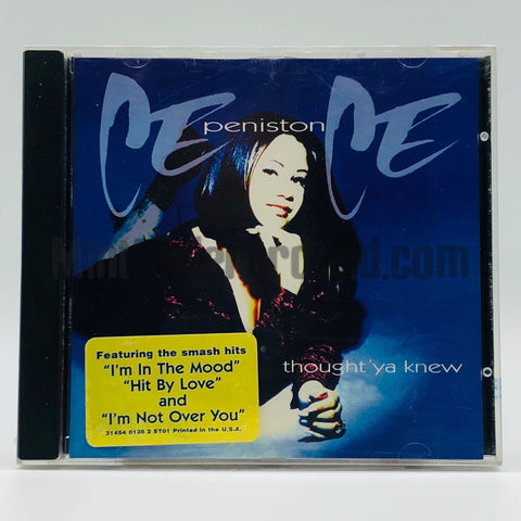 CeCe Peniston: Thought Ya Knew: CD
