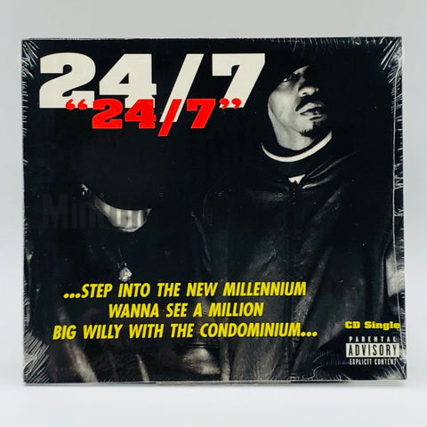 24/7 (Twenty-Four/Seven): 24/7: CD Single