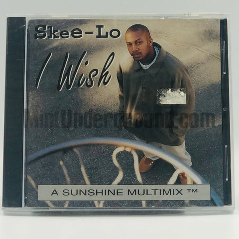 Skee-Lo: I Wish: CD Single
