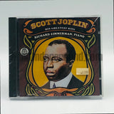 Scott Joplin: Richard Zimmerman: His Greatest Hits: CD