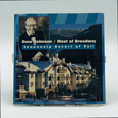 Gene Johnson: West Of Broadway: Sonnenalp Resort Of Vail: CD
