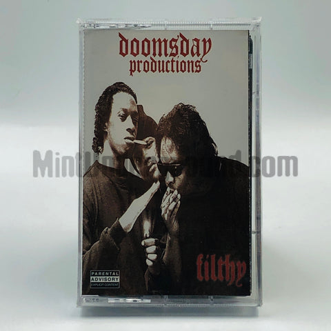 Doomsday Productions: Filthy: Cassette