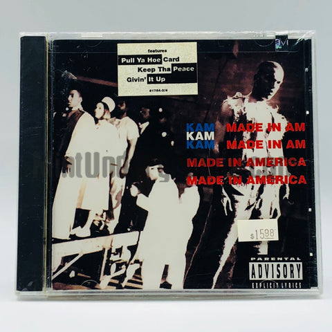 Kam: Made In America: CD