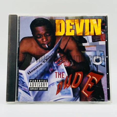Devin The Dude: Devin The Dude: CD