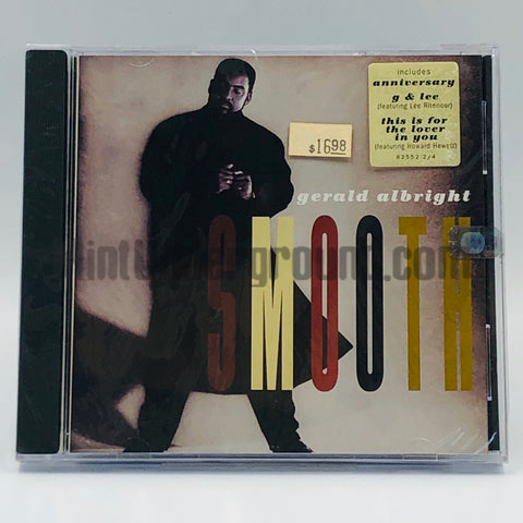 Gerald Albright: Smooth: CD