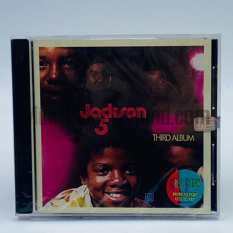 Jackson 5: Third Album: CD