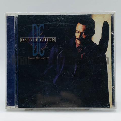 Daryle Chinn: From The Heart: CD
