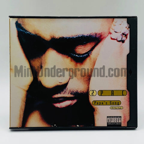 2Pac: Papa'z Song: CD Single