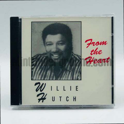 Willie Hutch: From The Heart: CD