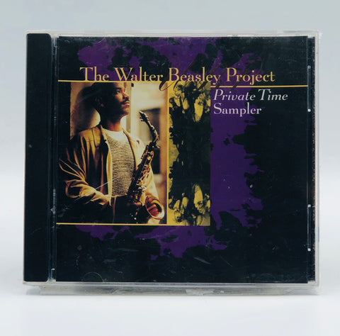The Walter Beasley Project: Private Time Sampler: CD