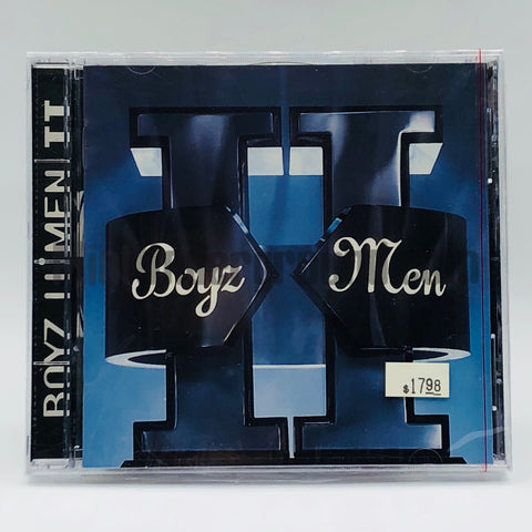 Boyz II Men: II/2: CD
