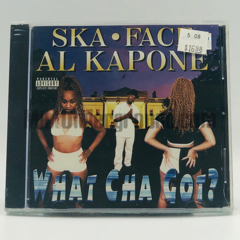 Ska-Face Al Kapone/Al Kapone: What Cha Got?: CD