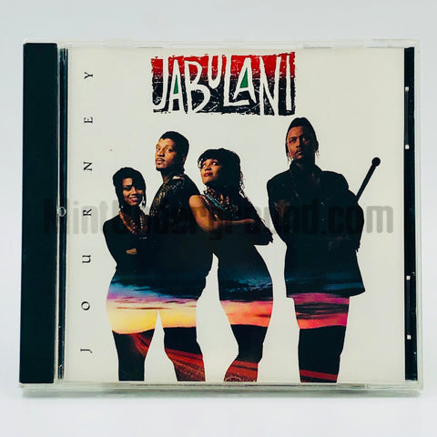 Jalulani: Journey: CD