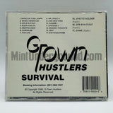 G-Town Hustlers: Survival: CD