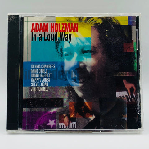 Adam Holzman: In A Loud Way: CD