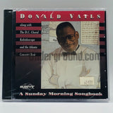 Donald Vails: A Sunday Morning Songbook: CD