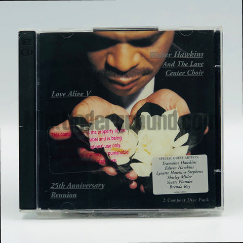Walter Hawkins And The Love Center Choir: Love Alive V: CD