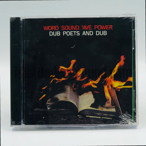 Various Artists: Word Sound 'Ave Power: Dub Poets And Dub: CD