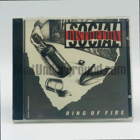 Social Distortion: Ring Of Fire: CD Single