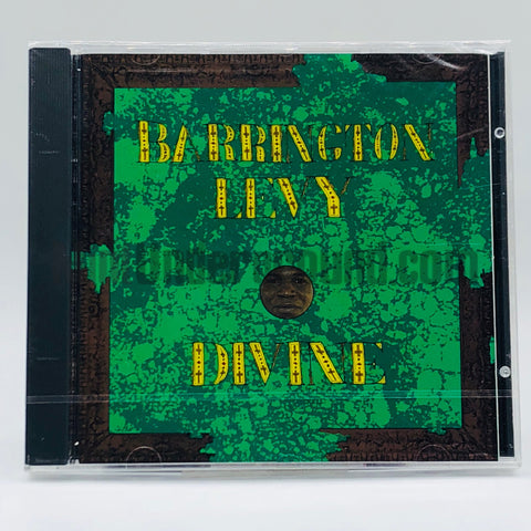 Barrington Levy: Divine: CD