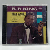 B.B. King: Heart And Soul: CD