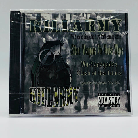 Killarmy: Wu-Renegades/Clash Of The Titans: CD Single