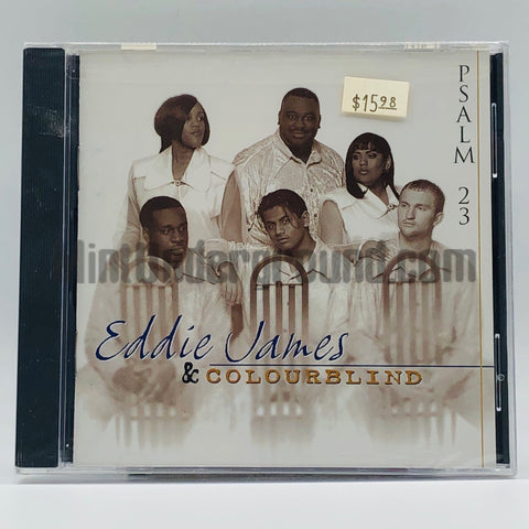 Eddie James & ColourBlind: Psalm 23: CD
