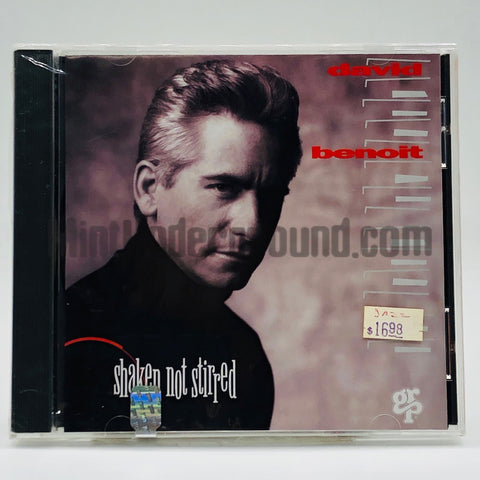 David Benoit: Shaken Not Stirred: CD
