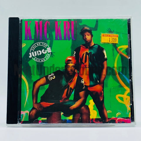 K.M.C. Kru: You Be The Judge: CD