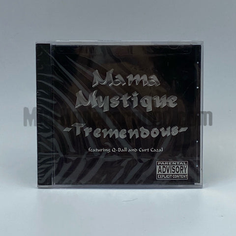 Mama Mystique: Tremendous: CD Single