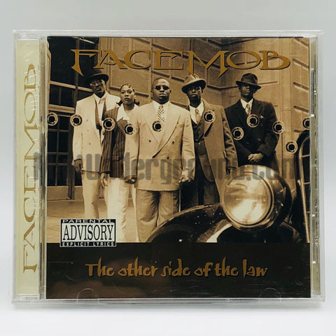 Facemob: The Other Side Of The Law: CD