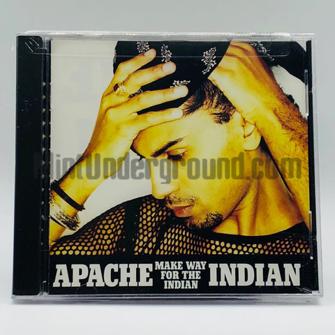 Apache Indian: Make Your Way For The Indian: CD