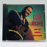 Beau Jocque and The Zydeco Hi-Rollers: Beau Jocque Boogie: CD
